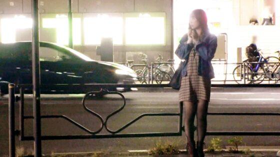 あやせが出演した【現役女子大生】21歳【100%神巨乳】の冒頭シーン