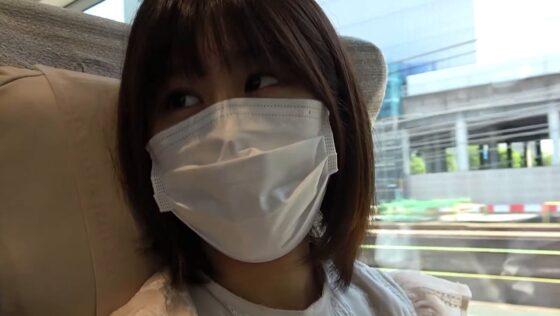 ゆりなさんが出演した「人妻湯恋旅行137」の冒頭シーン