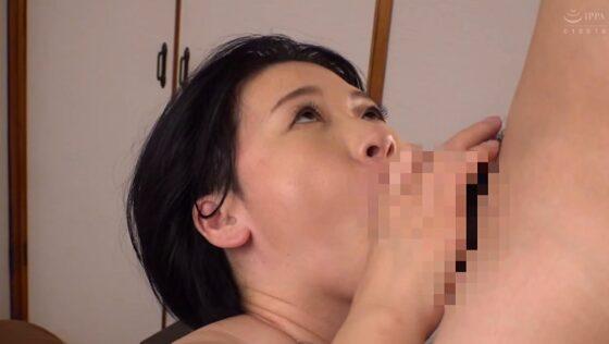高島奈津美が出演した「夫のよりずっといいわ・・・」のラストシーン