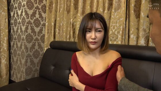 「まるで設定6のスロットみたい!韓国で遭遇したヤリマン美女!セックスが好き過ぎて日本人のペニスに興味津々!」の冒頭シーン