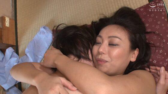 田所百合が出演した「大好きな母さんが再婚します」のラストシーン
