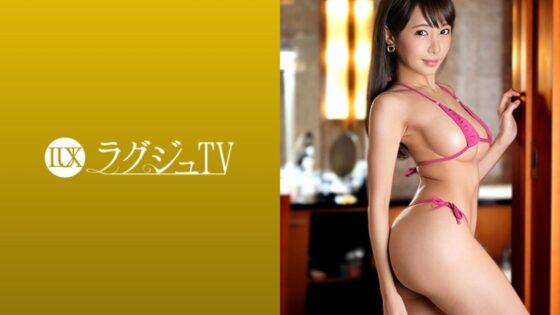 晴海梨華が出演した「【ラグジュTV 1356】美しきピアニストが再降臨!」のジャケット