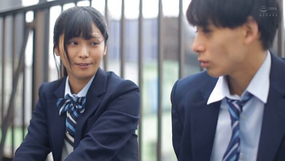 久留木玲が出演した「僕が大好きな女の子は、僕の大切な親友と付き合ってる」のラストシーン