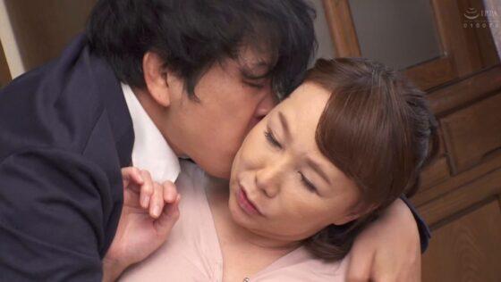 真田紗也子が出演した「夫のよりずっといいわ・・・」の冒頭シーン