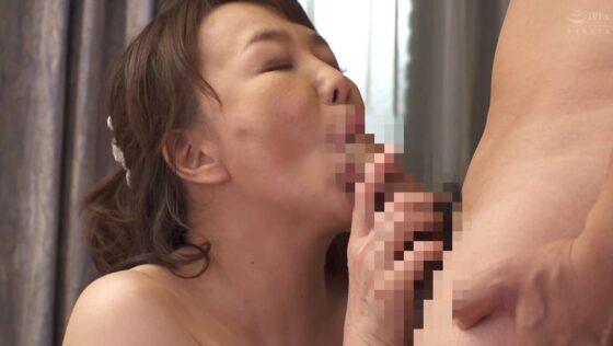 真田紗也子が出演した「夫のよりずっといいわ・・・」のラストシーン