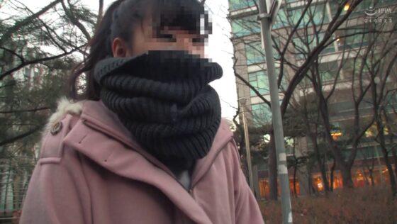 「スジョン from 韓国」の冒頭シーン