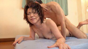恵美さん56歳が「アラフィフだってまだまだセックスしたいの。」で寝バックセックスしているエロ画像