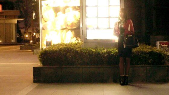 みやびちゃんが出演した「【超美ボディ】23歳【驚きの事実】」の冒頭シーン