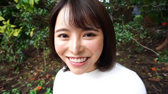 星仲ここみが出演した「【完全主観】方言女子 京都弁」の冒頭シーン