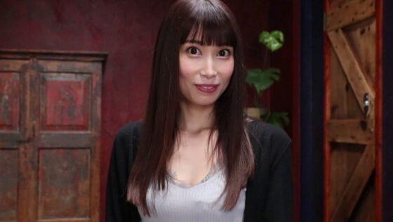 佐伯由美香が出演した「スーパーベスト6時間」の冒頭シーン