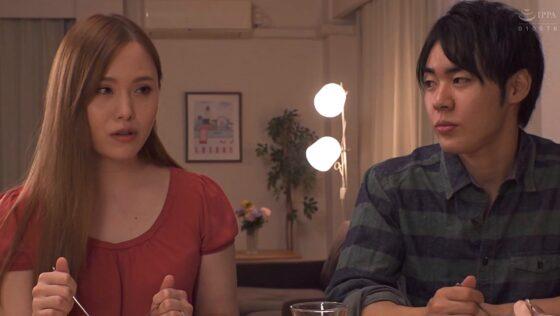 鈴木真夕が出演した「お義母さん、にょっ女房よりずっといいよ・・・」の冒頭シーン