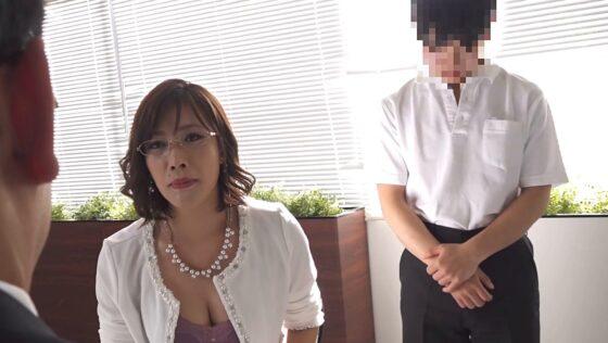 池谷佳純が出演した「お色気P●A会長と悪●キ生徒会」の冒頭シーン