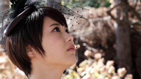 山本ゆうが出演した「ショートカットちゃん」の冒頭シーン
