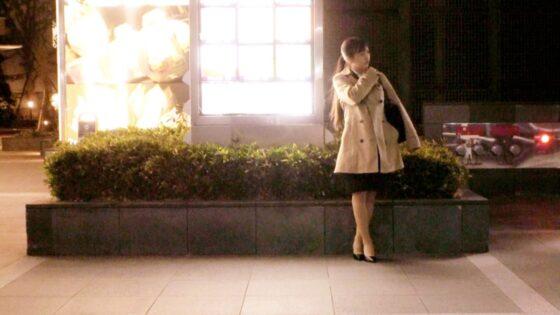りんちゃんが出演した「【極エロ就活女子】25歳【輝きたいオンナ】」の冒頭シーン