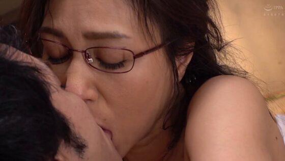 中山穂香が出演した「許して・・・この婿の子供が欲しい」のラストシーン