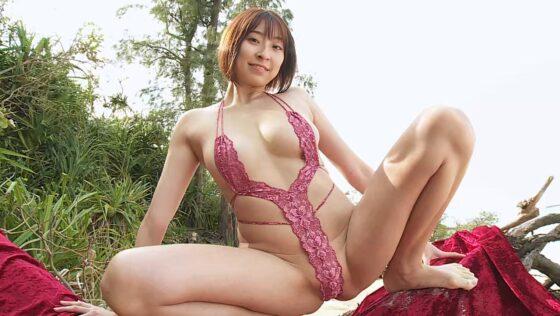緒方咲ちゃんが出演した「おしえて!さき先生」のラストシーン