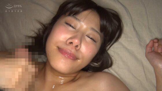 志木あかねが出演した「巨乳いもうとの誘惑中出しセックス」のラストシーン
