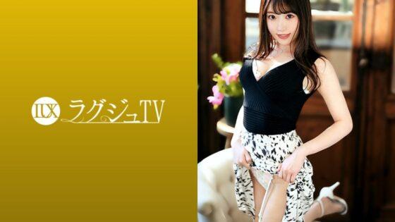 若宮エレナが出演した「ラグジュTV 1387 「質の高いセックスを求めて…」麗しき美人看護師!」のジャケット