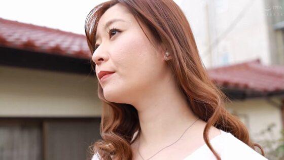 葵百合香が出演した「憧れの兄嫁と」の冒頭シーン