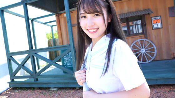 大沢麗菜が出演した「コスって!恋して!」の冒頭シーン