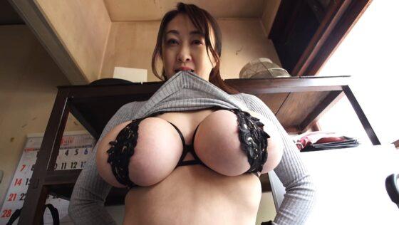 グラドル沢地優佳さんが「純愛熟女」でIカップ爆乳を披露している画像