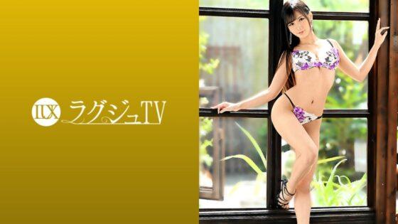 宮下穂乃が出演した「ラグジュTV 1399 美意識が行き届いたスレンダースタイルと魅惑的な目元が印象的な美人社長秘書が登場!」のジャケット