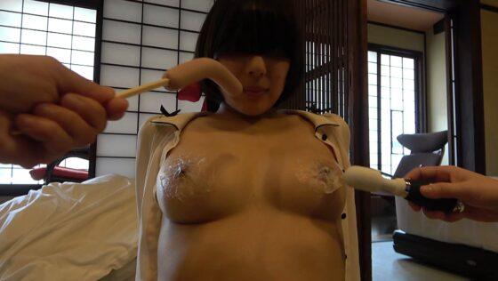 麻倉まりなが出演した「誘惑光線」のラストシーン