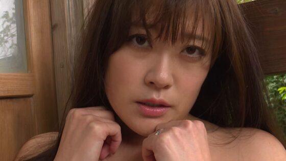 国友愛佳が出演した「愛の贖罪」のラストシーン