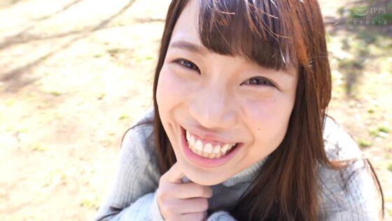 松井さあやが出演した「【完全主観】方言女子 博多弁」の冒頭シーン