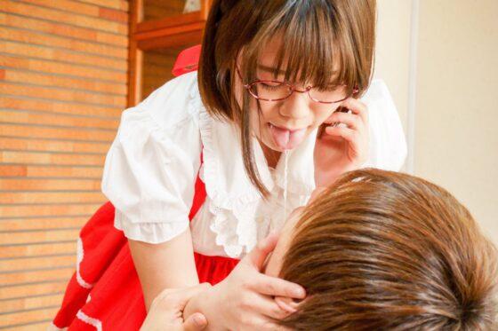 佐知子が出演した「会員制お手伝いさん~予約で3ヶ月待ちの家政婦を指名したら・・・」の冒頭シーン