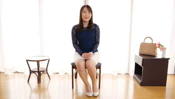 菅田みずほが出演した「初撮り人妻ドキュメント」の冒頭シーン