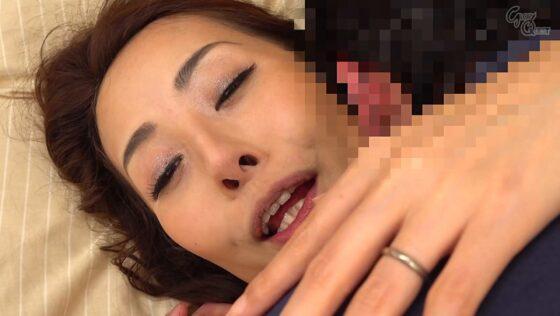 西園寺美緒が出演した「ママシ●タ実話」のラストシーン