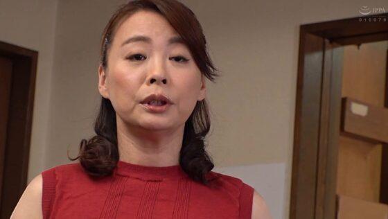 佐倉由美子が出演した「義母の隣に寝たあの日から・・・」の冒頭シーン