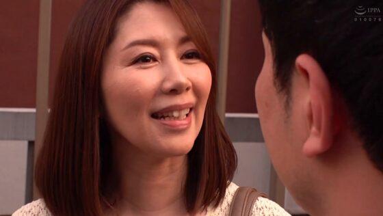 翔田千里が出演した「あの時、お義母さんに誘われて・・・」の冒頭シーン