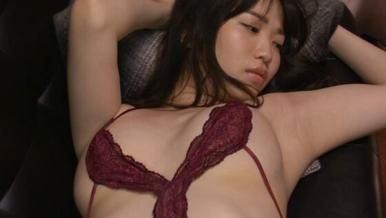 「愛のカタチ 鈴原りこ」のラストシーン