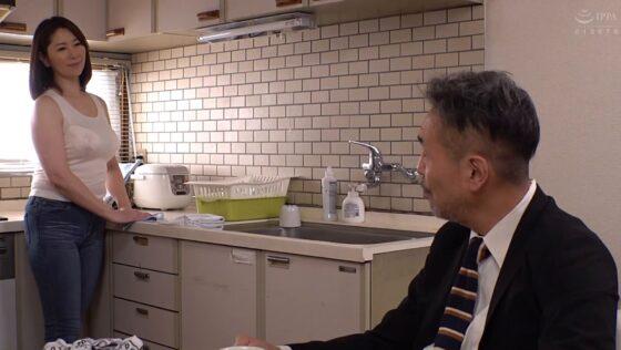 翔田千里が出演した「夫のよりずっといいわ・・・」の冒頭シーン