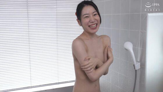 武井美久が出演した「初撮り人妻ドキュメント」のラストシーン