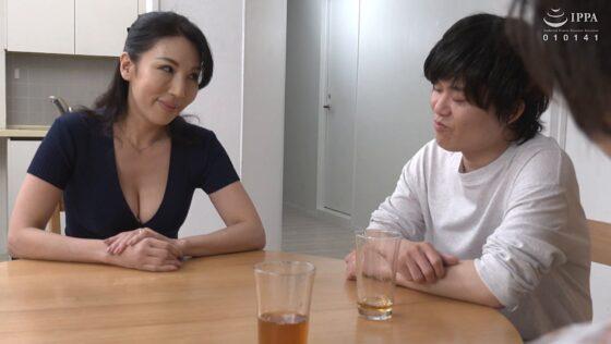 池上冴子が出演した「友達の母親 ―最終章―」の冒頭シーン