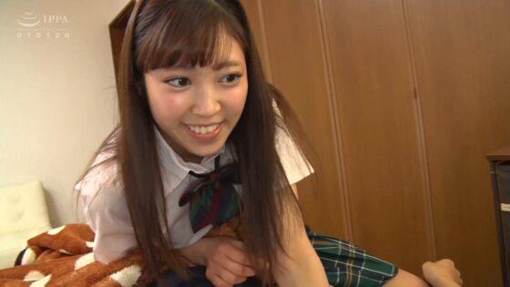 加賀美さらが出演した「パイパンスレンダー妹と中出し兄妹相●」の冒頭シーン