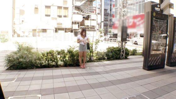 「【明るい性格】【超絶爆乳】めいちゃん参上!!」の冒頭シーン