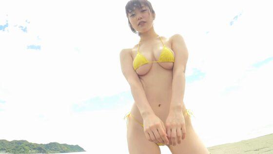 山田かなが出演した「どうかな?」の冒頭シーン