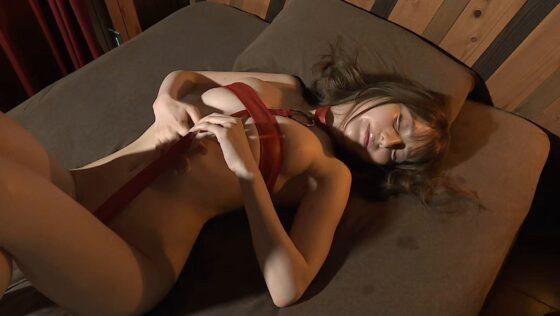 堀尾実咲が出演した「癒してアゲちゃう」のラストシーン