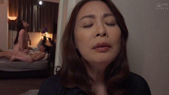 佐倉由美子が出演した「義母さんだって孕みたい」のラストシーン