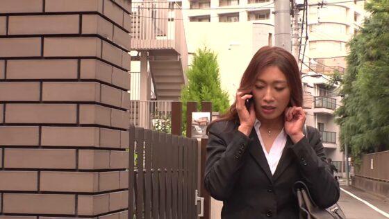 小早川怜子が出演した「禁断介護」の冒頭シーン