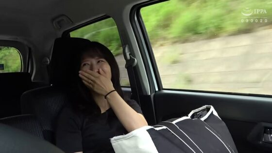 知美さんが出演した「人妻漫遊記 10」のラストシーン