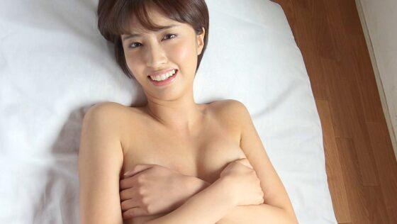 「Smile Beauty 水谷彩咲」のラストシーン