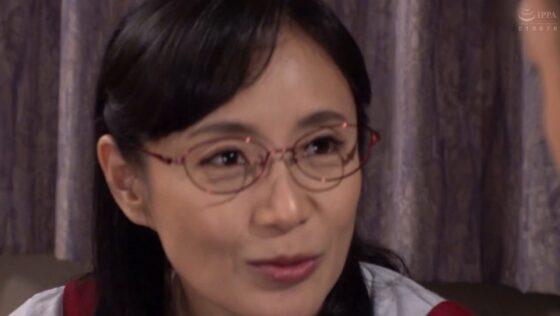 平岡里枝子が出演した「あの時、お義母さんに誘われて・・・」の冒頭シーン